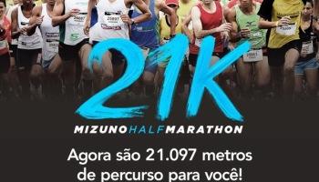 2ecafb71a7b Mizuno 13.1 Half Marathon será a mais nova Meia no Brasil – Corrida 4Fun