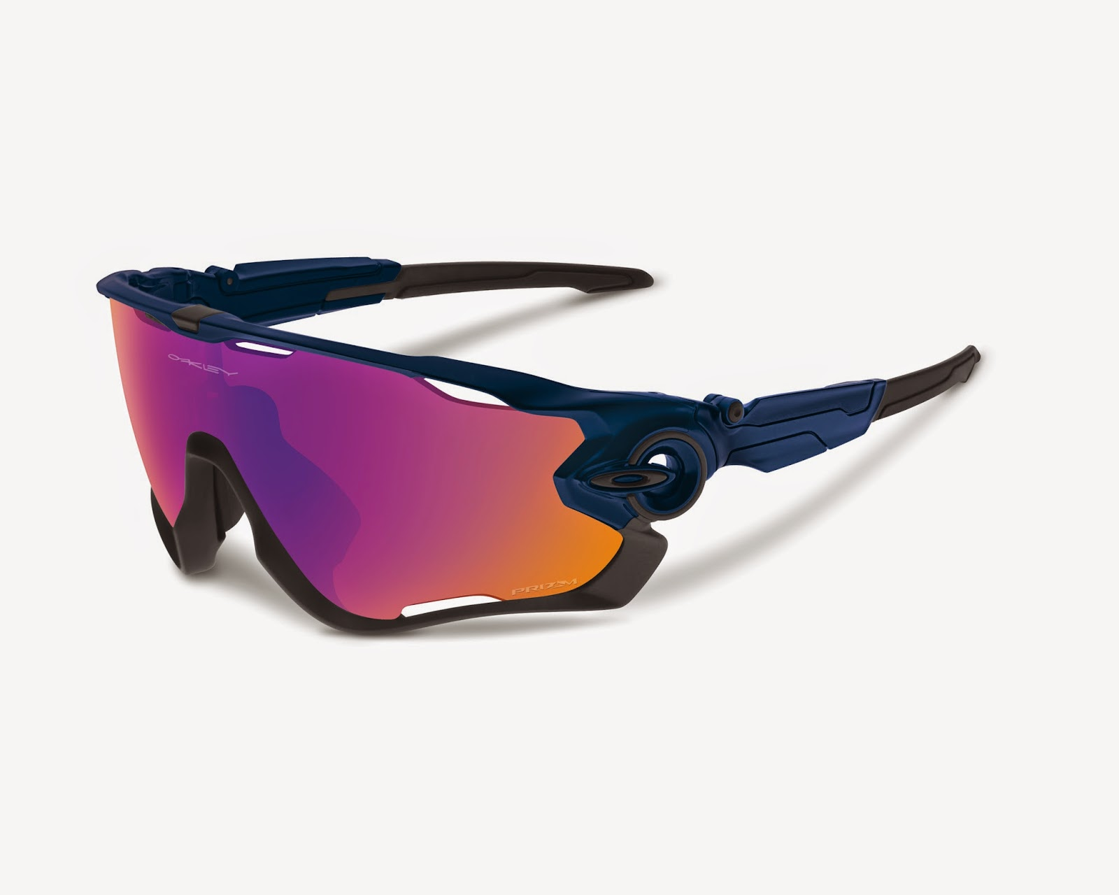 6f39e0bcb582e Oakley Jawbreaker e as novas lentes Prizm™ – Corrida 4Fun