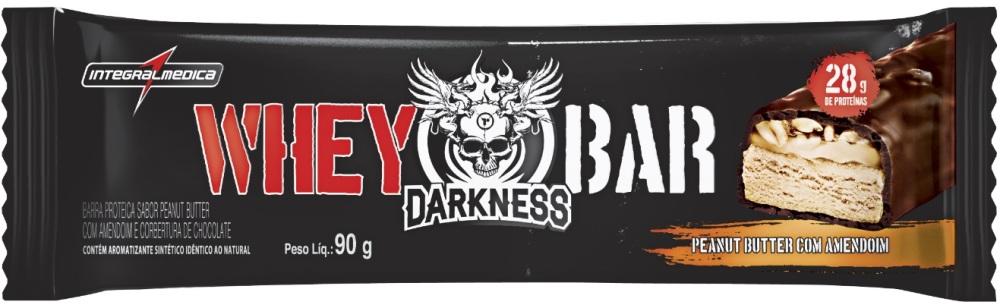 8ba7fd800 Darkness® Whey Bar  proteína de qualidade em uma super barra ...